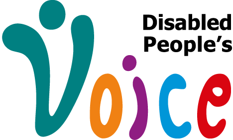 Disabled People's Voice Logo